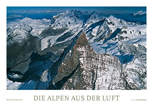 Die Alpen aus der Luft - Kalender immerwährend