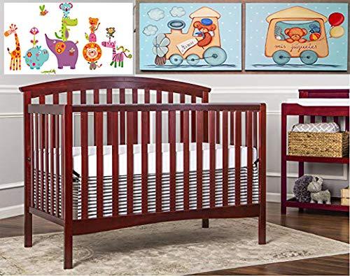 Nenes 5 Convertible Crib