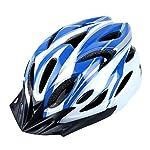 515bOULpUTL. SS150 DesignSter Casco Bicicleta Unisex Adulto Unisexo Ajustable 57-63 cm con Visera y Forro Desmontable Especializado para Ciclismo de Montaña Motocicleta