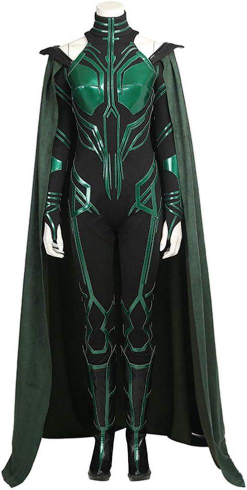 CAKGER Diosa de la Muerte Hela Medias Siameses, Marvel Anime ...