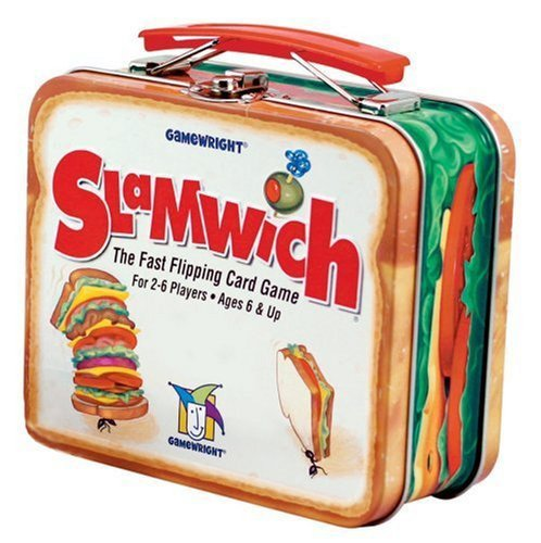 Brybelly Holdings TGMW-25 Slamwich Collectors Edition Tin card game from Brybelly Holdings