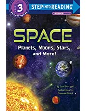 Space: Planets, Moons, Stars, and More!