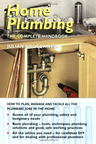 Home Plumbing: The Complete Handbook (Diaphragm Vented)