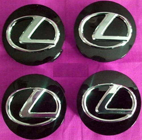 4pcs. NEW Lexus Wheel Center Caps Hub Cap ES300 IS300 GS430 RX330 GS300 ISF Set (Lexus Wheel Center Cap)