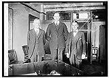 C.A. Reed, Chris. L. Christensen, Louis G. Michall, 1/19/23