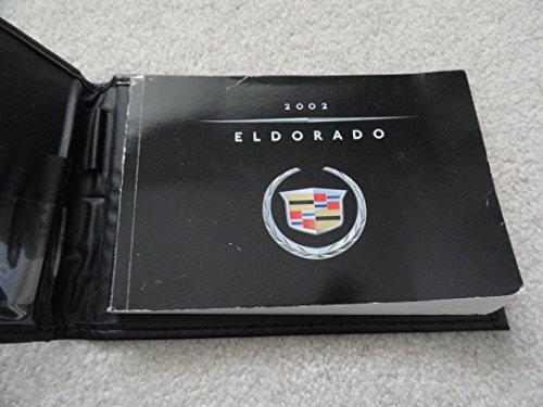 2002 Cadillac Eldorado Owners Manual