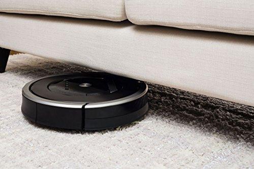 Irobot Roomba Automatic Vacuum Cleaner Rumba 871 Pewter