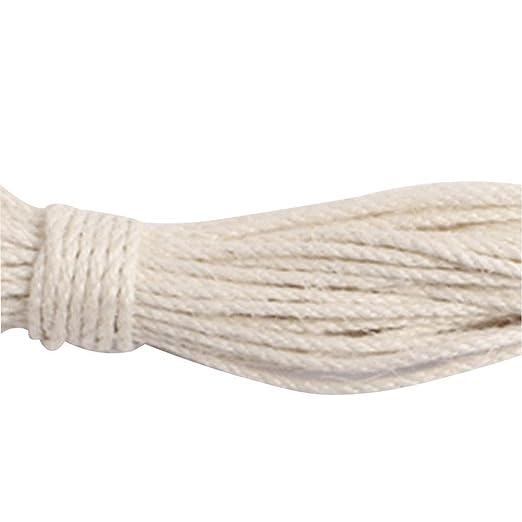 GTTBS - Cuerda de sisal para Gato (20 m, 5,2 mm de diámetro ...