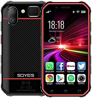 SOYES S10 Android 6.0 Rugged Smartphone Quad Core 3GB+32GB Dual ...