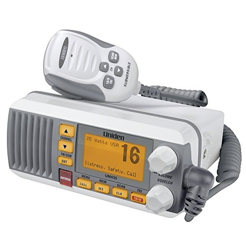 Uniden UM435 Fixed Mount Vhf Radio