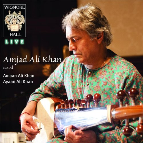 Indian Classical Ragas - Amjad Ali Khan