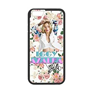 Onshop Custom Iggy Azalea and Flowers Phone Case Laser Technology for ipod touch 4 4.7 Inch
