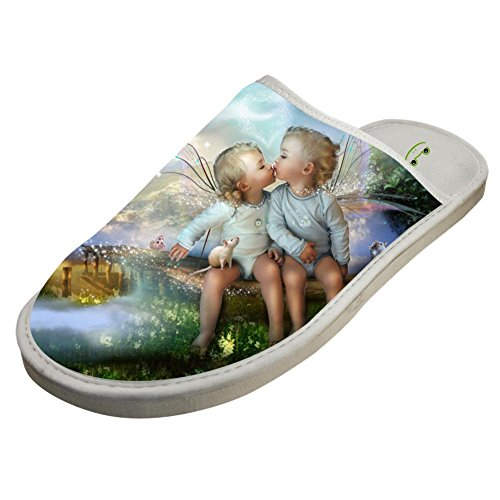 Dogs Sleeppers Home Slippers White3 Adult Baby Husky Warm Unisex Sandals Flat Shoes qwvH1UE5nx