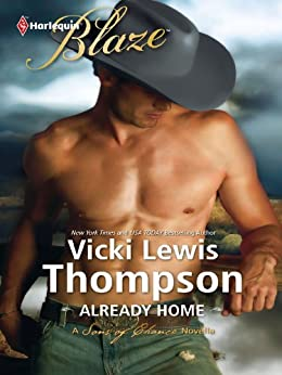 Already Home (Sons of Chance Series) by [Thompson, Vicki Lewis]