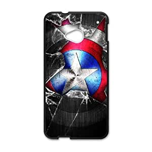 Lovely Captain America Phone Case For HTC One M7 M55244
