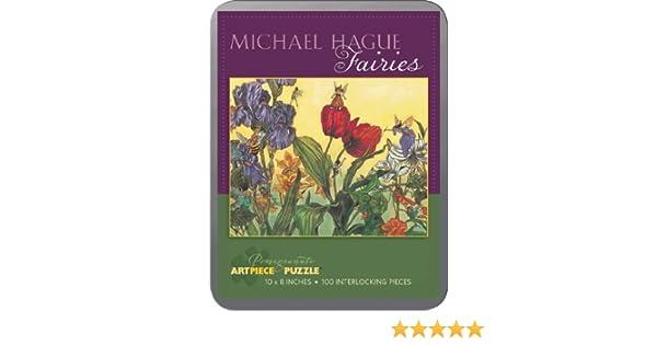 Fairies Michael Hague 100 Piece Jigsaw Puzzle Michael Hague