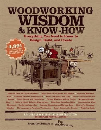 Woodworking Wisdom Know How Everything Design