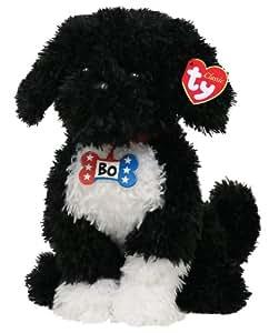 Ty Classic Bo - Perro de agua de peluche