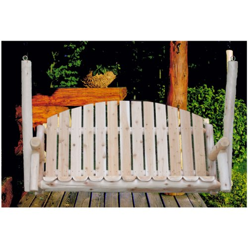 Lakeland Mills CF75 Country Porch Swing, 5