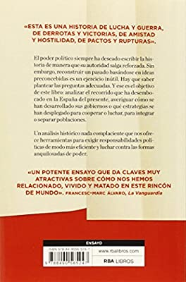 Historia del poder político en España ENSAYO Y BIOGRAFÍA: Amazon ...
