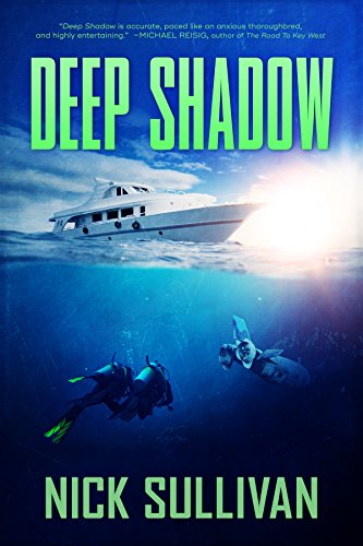 Deep Shadow (Caribbean Dive Adventures Book 1) cover