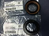 Subaru Front Drive Axle Seal Kit Legacy Forester Outback Impreza WRX STI OEM !!