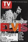 Elvis Presley: Entertainer of the Century l David Cassidy l Charisma Carpenter - January 1-7, 2000 TV Guide