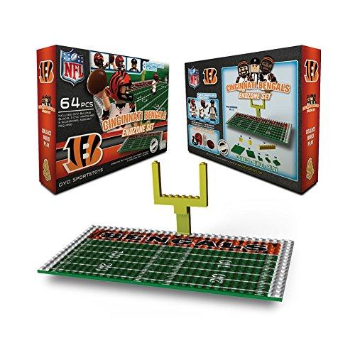 NFL Cincinnati Bengals Endzone Toy Set