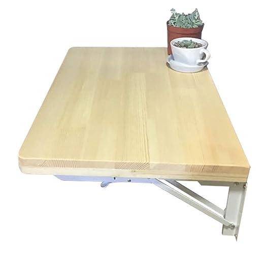 Mesas Mesa de Comedor con Hojas abatibles, Mesa Convertible para ...