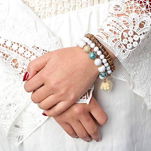 Buy wooden bracelet mens