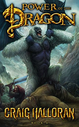 Power of the Dragon: Book 9 of 10 (The Chronicles of Dragon Series 2) (Tail of the ()