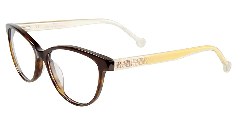Eyeglasses CH by Carolina Herrera VHE 677 K Tortoise 722Y
