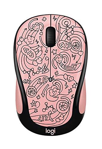 M325c wireless mouse peaches,n,dream