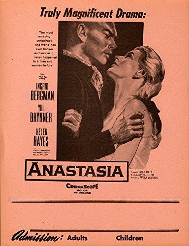 Anastasia Original Movie Herald