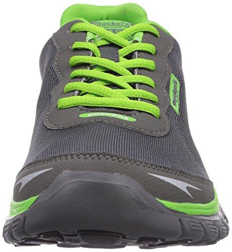 36ln001Low Grigiograudunkelgrau Dockers Sneaker Uomo By Gerli top 220 kXPZOiu