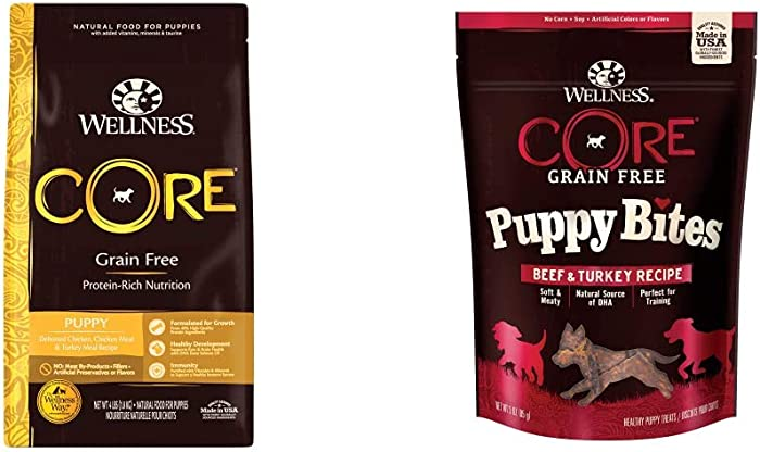 Top 10 Wellness Core Dog Food Beef