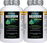 Nutramax Dasuquin Chewable Tablets w/ MSM for S/M Dogs 300ct(2x150ct)