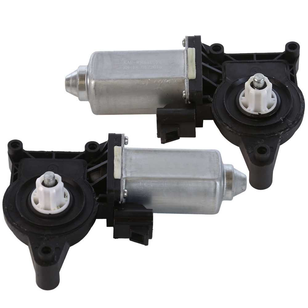 Prime Choice Auto Parts WR842124125 Set of 4 Window Regulator Motors