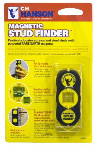 Buy how to use magnetic stud finder