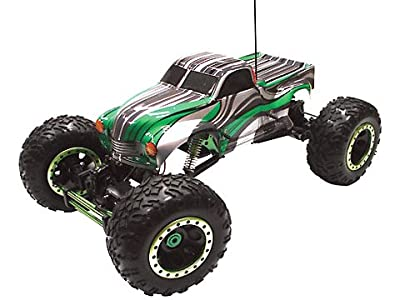 Integy Hobby RC Model AFA01 Integy iROCK 4x4 RTR 1/8 Rock Crawler
