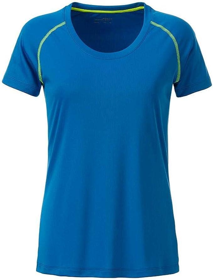 James and Nicholson Womens//Ladies Long Sleeve Sports Top FU146