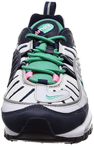 GREEN SOUTH 9 US PLATINUM 640744 OBSIDIAN BEACH 005 MAX PLATINUM PURE KINETIC PURE AIR NIKE 5 98 xqH44F