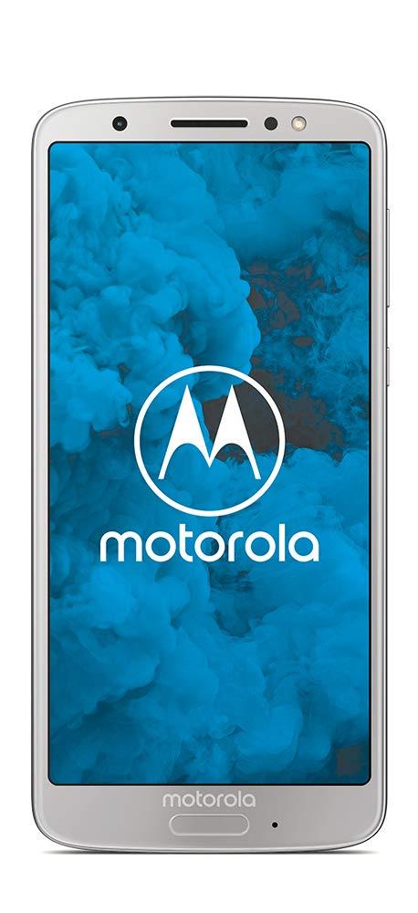 Motorola Lenovo Moto G6 (Silver) Libre sin Contrato