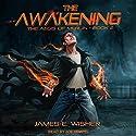 The Awakening: Aegis of Merlin, Book 2 Audiobook by James E. Wisher Narrated by Joe Hempel