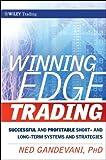 Winning Edge Trading, Ned Gandevani, 0470472758