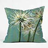 DENY Designs Land Of Lulu Light Catchers Throw Pillow, 16 x 16