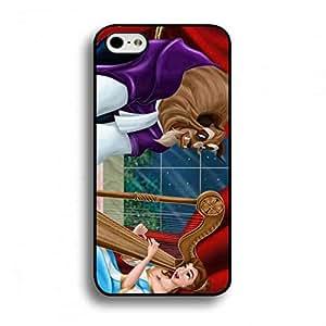 Beauty And The Beast CellFunda, Hardshell Iphone 6Plus 6SPlus ( 5.5 Inch ) Funda