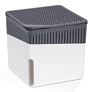 wenko 50220100 design raumentfeuchter cube 1000 g. Black Bedroom Furniture Sets. Home Design Ideas