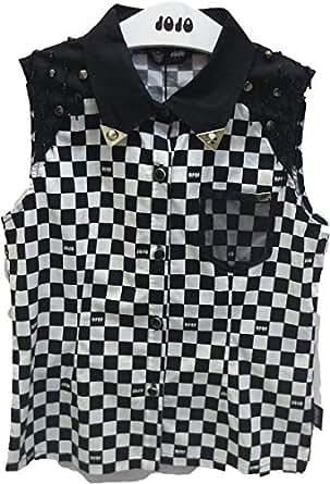 Jojo Black Shirt For Girls 19 Us