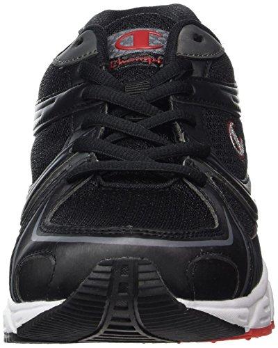 Iii Champion Run Cut Running Shoe Uomo Nero Scarpe Pro nbk Low qf4wfX7